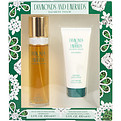 Diamonds & Emeralds Edt Spray 3.3 oz & Body Lotion 3.3 oz for women by Elizabeth Taylor