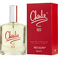 Charlie Red Eau De Toilette Spray 3.4 oz for women by Revlon