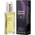 Gabriela Sabatini Eau De Toilette Spray 2 oz for women by Gabriela Sabatini