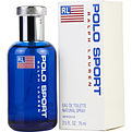 Polo Sport Eau De Toilette Spray 2.5 oz for men by Ralph Lauren