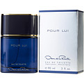 Oscar Pour Lui Eau De Toilette Spray 3 oz for men by Oscar De La Renta
