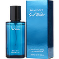 Cool Water Edt Spray 1.35 oz for men by Davidoff