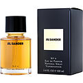 Jil Sander #4 Eau De Parfum Spray 3.4 oz for women by Jil Sander