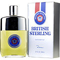 British Sterling Cologne 5.7 oz for men by Dana