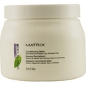 Biolage Conditioning Balm Repairs Dry, Over Stressed Hair 16 oz for unisex by Matrix