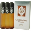 Cubano Silver Edt Spray 4 oz for men by Cubano