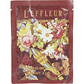 L'Effleur Bath Powder .5 oz for women by Coty