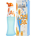 I Love Love Edt Spray 3.4 oz for women by Moschino