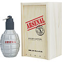 Arsenal Grey Eau De Parfum Spray 3.4 oz for men by Gilles Cantuel
