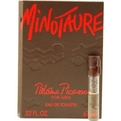 Minotaure Eau De Toilette Vial On Card for men by Paloma Picasso