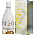 Ck In2u Eau De Toilette Spray 1.7 oz for women by Calvin Klein