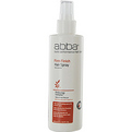 Abba Firm Finish Hair Spray 8 oz (New Packaging) for unisex by Abba Pure & Natural Hair Care