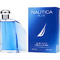 Nautica Blue Edt Spray 3.4 oz for men by Nautica