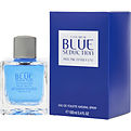 Blue Seduction Eau De Toilette Spray 3.4 oz for men by Antonio Banderas