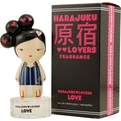 Harajuku Lovers Love Eau De Toilette Spray .33 oz for women by Gwen Stefani