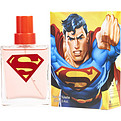 Superman Edt Spray 3.4 oz for men by Cep