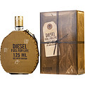Diesel Fuel For Life Edt Spray 4.2 oz for men by Diesel