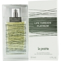 Life Threads Platinum Eau De Parfum Spray 1.7 oz for women by La Prairie