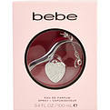 Bebe Eau De Parfum Spray 3.4 oz for women by Bebe