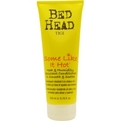 Bed Head Some Like It Hot Heat & Humidity Resistant Conditioner 6.7 oz for unisex by Tigi