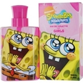 Spongebob Squarepants Spongebob Edt Spray 3.4 oz (10th Anniversary Edition) for women by Nickelodeon