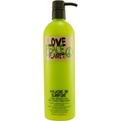 LOVE PEACE & THE PLANET Haircare par Tigi