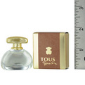 Tous Touch Edt .13 oz Mini for women by Tous