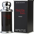 Thallium Black Eau De Toilette Spray 3.3 oz for men by Jacques Evard