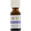 Essential Oils Aura Cacia Lavender Harvest-Essential Oil .5 oz for unisex by Aura Cacia