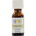 Essential Oils Aura Cacia Tangerine-Essential Oil .5 oz for unisex by Aura Cacia