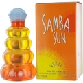 Samba Sun Eau De Toilette Spray 3.4 oz for women by Perfumers Workshop