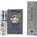 Ed Hardy Born Wild Edt Spray .25 oz Mini for men by Christian Audigier
