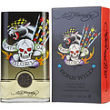 Ed Hardy Born Wild Eau De Toilette Spray 3.4 oz for men by Christian Audigier