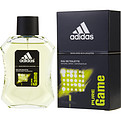 Adidas Pure Game Eau De Toilette Spray 3.4 oz (Developed With Athletes) for men by Adidas