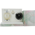 J Del Pozo In White Edt Spray 3.4 oz & Edt .15 oz Mini & Brooch for women by Jesus Del Pozo