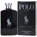 Polo Black Eau De Toilette Spray 6.7 oz for men by Ralph Lauren