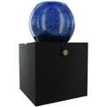 COBALT GALAXY GLOBE Candles ar Cobalt Galaxy Globe