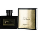 Baldessarini Strictly Private Edt Spray 3 oz for men by Hugo Boss