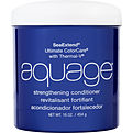 Aquage Sea Extend Strengthening Conditioner For Damaged And Fragile Hair 16 oz for unisex by Aquage