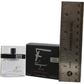 F By Ferragamo Pour Homme Black Edt .17 oz Mini for men by Salvatore Ferragamo