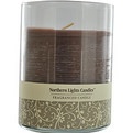 CHOCOLATE HAZLENUT SCENTED Candles poolt Chocolate Hazlenut Scented