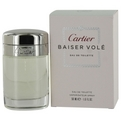 Cartier Baiser Vole Edt Spray 1.7 oz for women by Cartier