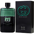 Gucci Guilty Black Pour Homme Edt Spray 3 oz for men by Gucci