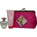 Pretty Eau De Parfum Spray 1.7 oz & Body Lotion 3.4 oz & Pouch for women by Elizabeth Arden