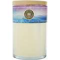 Energy Massage & Intention Soy Candle 12 oz Tumbler. A Blend Of Peppermint, Eucalyptus, Lemon, Lime, Mandarin, Grapefruit, Rosemary & Hyssop With Sunstone Gemstone . Burns Approx. 30+ Hours for unisex by Energy