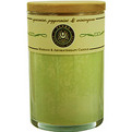 SPEARMINT, PEPPERMINT & WINTERGREEN Candles von