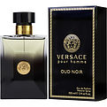 Versace Pour Homme Oud Noir Eau De Parfum Spray 3.4 oz for men by Gianni Versace
