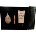 Agent Provocateur Eau De Parfum Spray 3.4 oz & Body Lotion 5 oz & Eau De Parfum Roll-On .34 oz Mini for women by Agent Provocateur