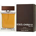 The One Edt Spray 5 oz for men by Dolce & Gabbana
