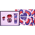 Someday By Justin Bieber Eau De Parfum Spray 3.4 oz & Body Lotion 3.4 oz & Eau De Parfum .25 oz Mini for women by Justin Bieber